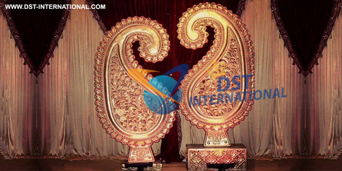 Wedding Paisley Decoration