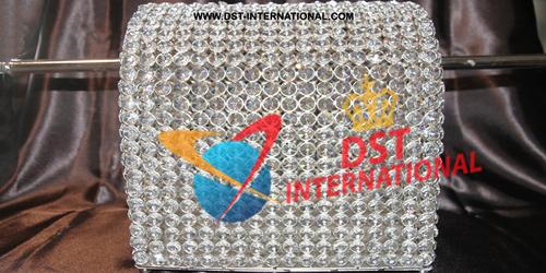 Decorative Crystal Doli