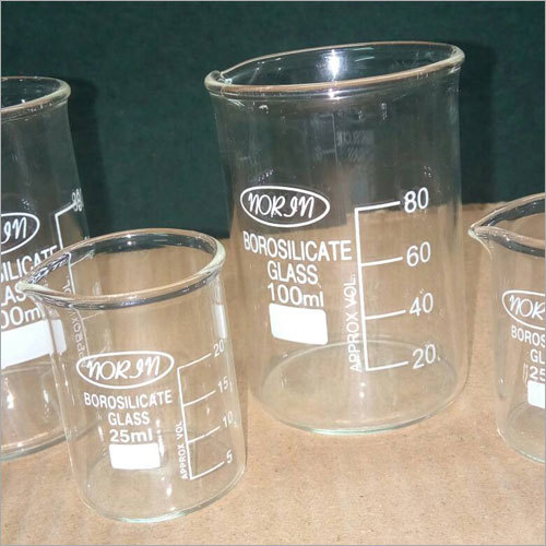 Lab Glass Beaker