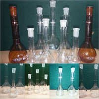 Laboratory Glass Volumetric Flask
