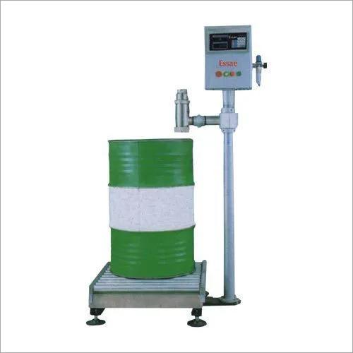 Liquid filling scale