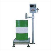 Liquid filling scale
