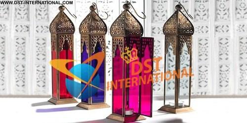 Elegant Moroccan Lanterns