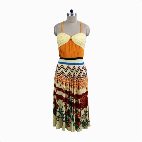 Ladies Bustier Dress