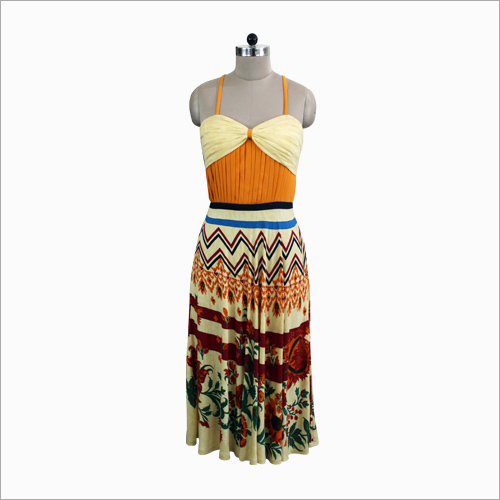 Ladies Bustier Dress