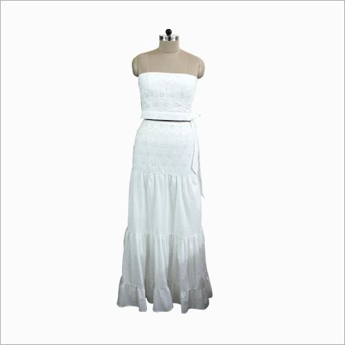 Ladies Top Skirt