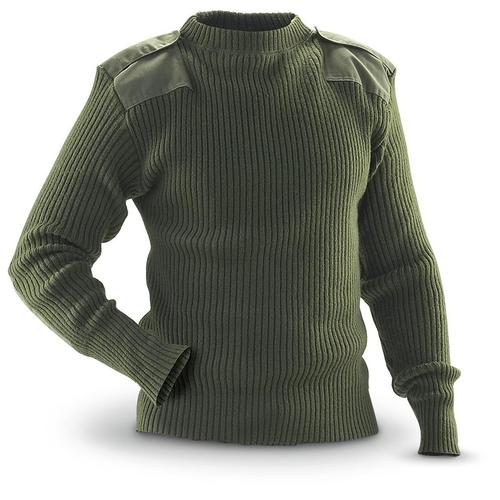 MILITARY JERSEY