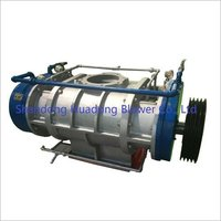 Mechanical Vapor Recompression MVR Vapor Steam Compressor