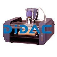 Scanning And Modelling Milling Machine