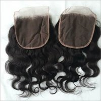 Virgin Cuticle Aligned Hair Indian Hair 4x4 Hd Swiss Lace Closure,