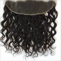 Natural wavy frontal 13*4,Swiss lace 13*4 frontal Indian hair