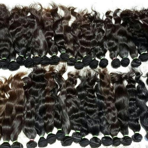 Body Wave Temple Hair