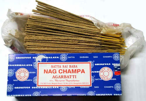 Incense and Agarbathi