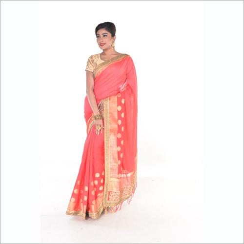Ladies Trendy Silk Sarees