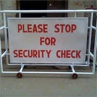 Police Barrier