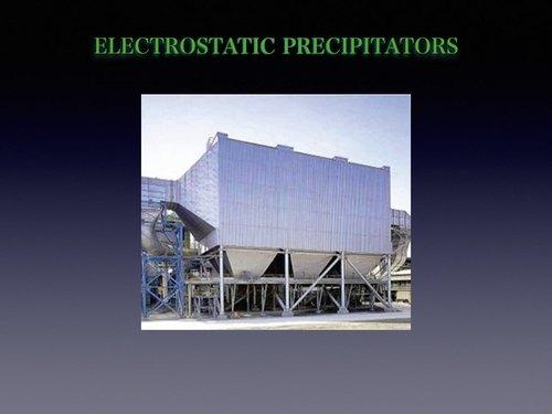 Electroctatic Precipitator