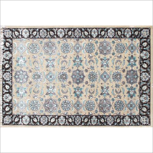 Designer Knotted Persian Carpet