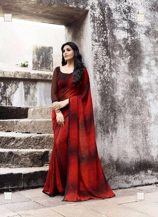 Buy YNF Gulbguni Silk saree online in surat from Sethnic Wholesale