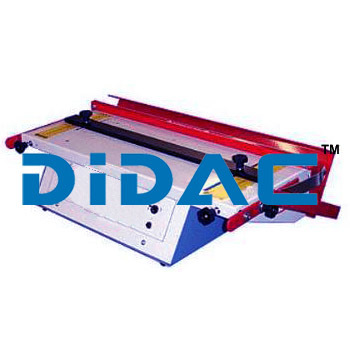 Hot Wire Strip Heater Machine