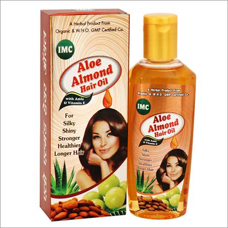 Aloe Almond Hair Oil