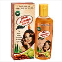 Aloe Almond Hair Oil