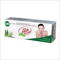 Aloe Face Cleanser Cream