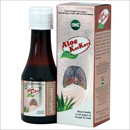 Aloe Kofkare Syrup