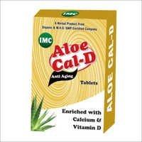 Aloe Cal-D Tablets