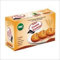 Aloe Cumin Cookies