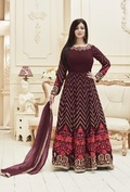 Handwork Anarkali Suits
