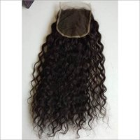 Steam made curly closures,