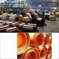 Copper Sheet Roll