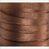 Copper Braided Strips
