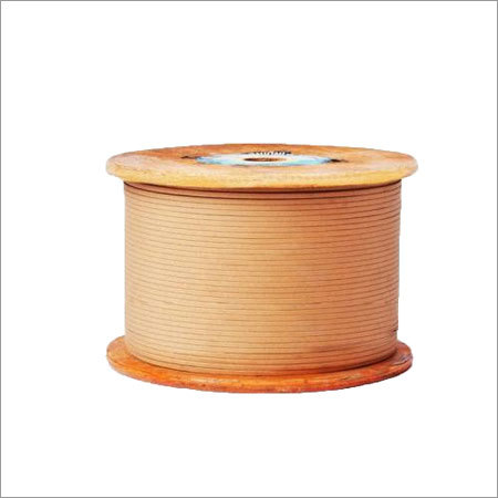 Double Paper Covered Copper Strips