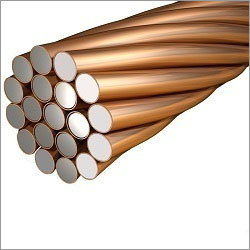 Multiple Covered Copper Wire