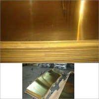 Brass Sheet & Plates