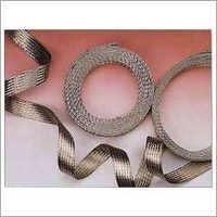 Copper Flexible Braided Strips