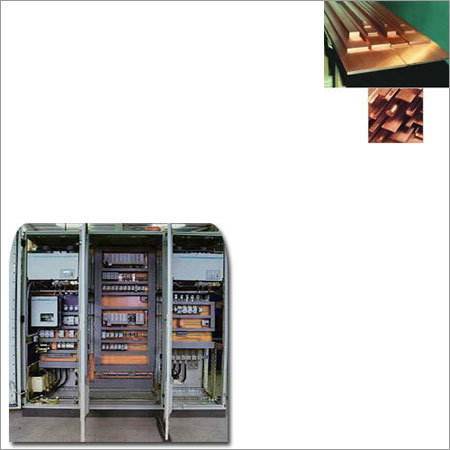 Copper Bus Bars for Control Panel