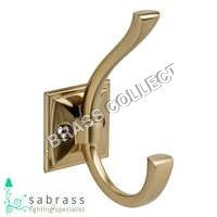 Brass Wall Towel Hook