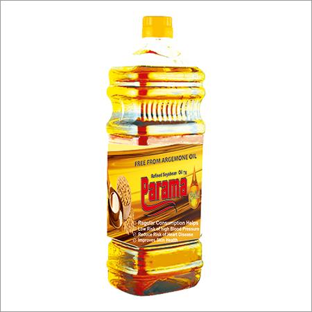 Refined Soyabean Oil 1litre Bottle