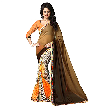 Ladies Daily Wear Saree