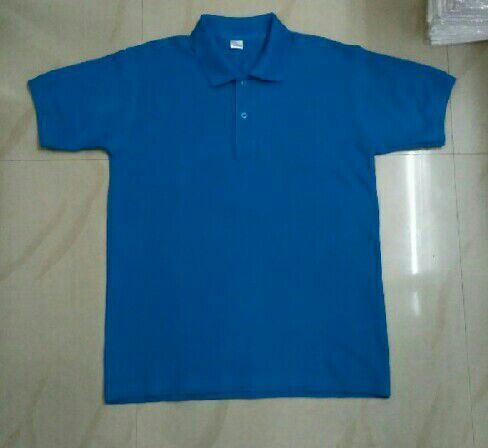 Mens Plain Collar T-Shirt