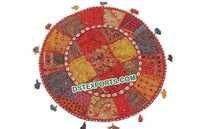 Rajasthani Cushion Round Pillow