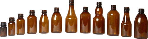 Pharmaceutical Pet bottles