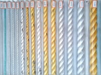 4 mm to 6 mm Danline PP ropes