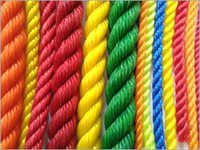 Colored HDPE Ropes