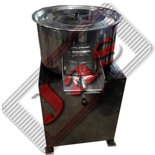 Popcorn Making Machine With Tilting Kettle