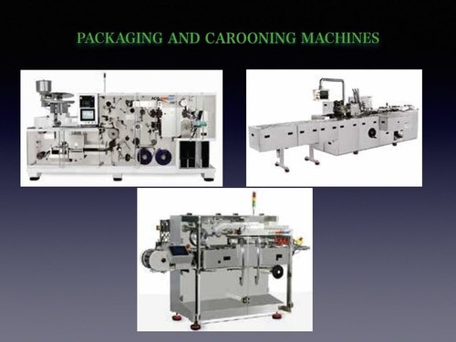 Industrial Equipments and Machineries