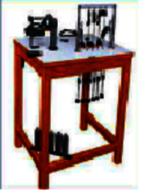 Hand, Wrist & Forearm Exercise Table
