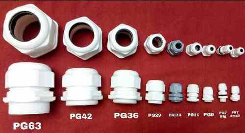 Plastic Cable Gland PG